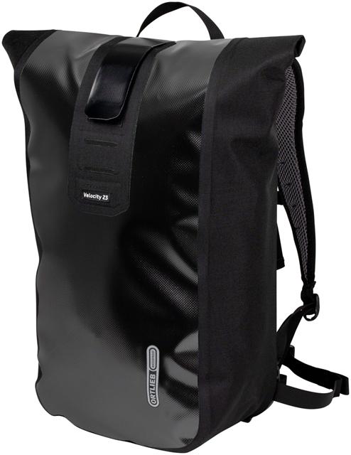 Ortlieb Velocity Backpack- 23L, Black-img-0